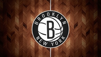 баскетбол, лого, Бруклин нетс, спорт, brooklyn nets, nba