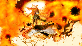 natsu dragneel, �����, ���, ������ � ������ ���, fairy tail, ����
