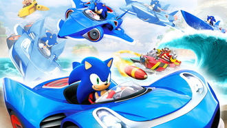 sonic, �����, ��, sonic & all-stars racing transformed, ������, �����