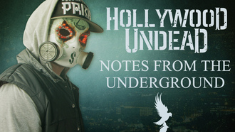 j-dog, hollywood undead, notes from the underground