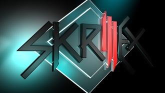 skrillex, dubstep, house, лого, музыка, logo