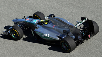 race, w04, gp, mercedes-benz, mgp, болид, формула 1