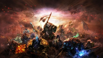 оружие, world of warcraft, liang xing, mists of pandaria, персонажи, арт