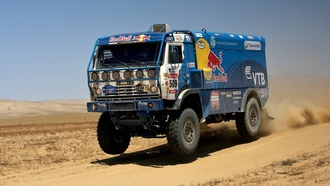 dakar, red bull, ����, �������, �����, rally, ��������, kamaz