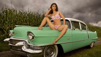 little caprice, cadillac, ��������� ����, girl, ������� �� ������