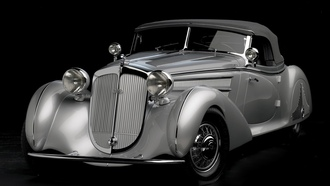 special roadster, by erdmann & rossi, horch, 853, 1938, �������, �����