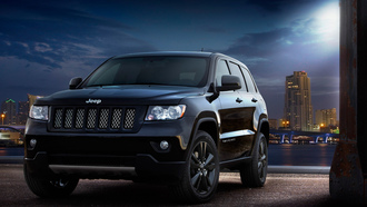 car, машина, jeep grand cherokee concept