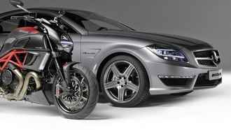 ��������, ������, ������, mercedes-benz, cls63, and, amg, ���, ducati, ��������, �����, diavel, ���63, �������, ����