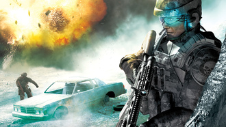 ubisoft, advanced warfighter 2, tom clancys, ghost recon
