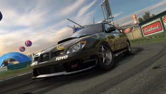 трек, гонка, need for speed prostreet, subaru impreza wrx sti