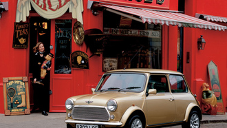 ���� ����, ���� ����, �����, mini, auto wallpapers, cars, final, ����, edition, 2000
