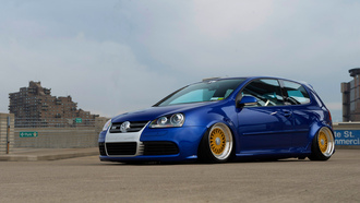 volkswagen, r32, golf