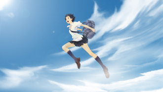 the girl who leapt through time, toki o kakeru sh__jo, ������, ������� ���������� �����