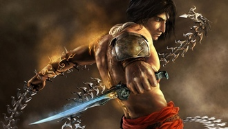 ������, prince of persia, ����� ������, ���� �� ���, ��� �����, warrior, the two thrones, beautiful game wallpapers, ������
