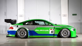 bmw, alpina, b6, coup__, 6 series, gt3
