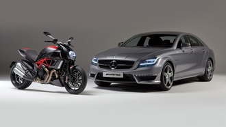 �������, ���, ������, ���63, �����, ducati, ��������, cls63, amg, mercedes-benz, ��������, and, ������, diavel