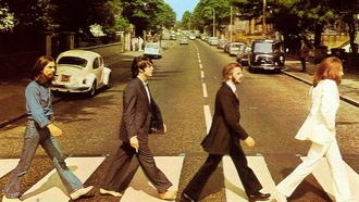 ������, �����, The Beatles, �bbey Road, �������