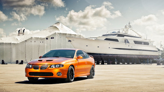 gto holden edition, iss forged, pontiac