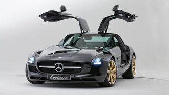 ��������, amg, rsk8, ���� ����, auto wallpapers, lorinser, ���� ����, benz, cars, �����, sls, mercedes