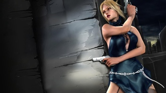 tekken, ���������, nina williams, ������