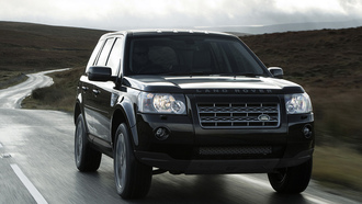 rover, freelander 2, sport, black, land, uk-spec