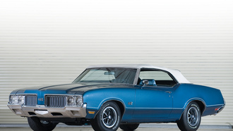 ����������, �����, oldsmobile, 442 convertible