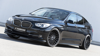 car, bmw 5 series gran turismo, ������, tuning, hamann