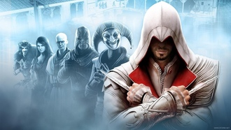 assassins creed, brotherhood, ����, ����� ������
