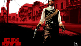 game, �����, � �����������, rockstar, ����, red dead redemption