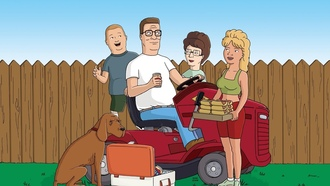 ���� ����, �������, �����, peggy, king of the hill, ������, �����, hank, bobby, �����, luanne