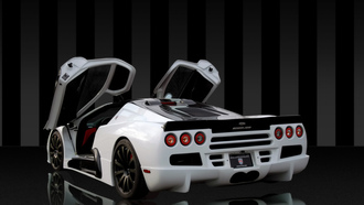 auto wallpapers, studio, ultimate, ��������, �����, ssc, ���� ����, ���� ����, aero, cars