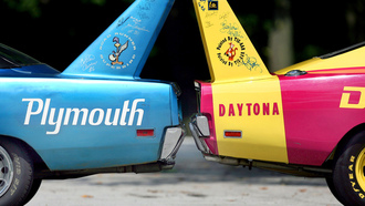 plymouth, muscle cars, daytona