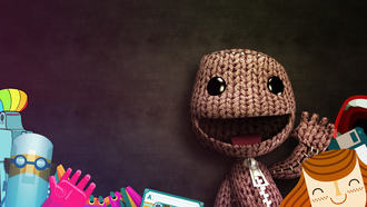 lbp 2, маленькая большая планета, sackboy, little big planet