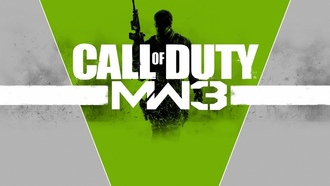 call of duty, винтовка, game of the year, солдат, modern warfare 3
