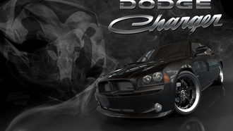 dodge charger, car, dodge, muscle
