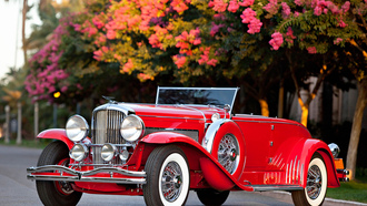 ���������, duesenberg, �����, coupe, j, ����, by murphy, ���������, convertible, �������, 284.2310, 1932, �������� ������