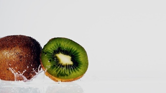 �����, fruit, ����, water, kiwi, macro, ����