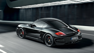 ��� �����, �����, porsche, ������, ������, cayman, black edition, s, �������� ������, ���������