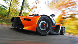 wimmer, ktm, x-bow, orange, black