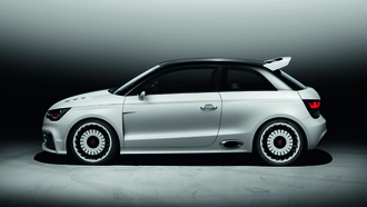 audi, a1, sport, tuning, white