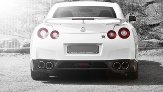 ��-�, �������, wallpapers, ������, ����, gt-r, nissan, auto, cars, cars wall, city, ���� ����