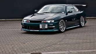 cars, ������, 200sx, �����, auto wallpapers, ������, ���� ����, nissan
