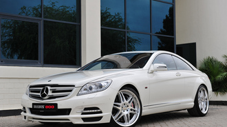 mercedes-benz cl 600, tuning, brabus 800 coupe, 3000x1996, машина, car