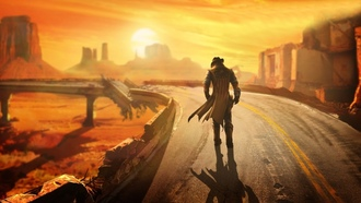 lonesome road, ����������, add-on, dlc, fallout new vegas