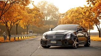 cars, cadillac, �������, ���� ����, cts-v, auto wallpapers, ���� ����, �����