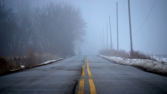 lonely, hd, road