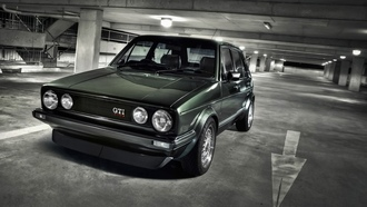 vw, cars, parking, auto, ��������, gti, �������, city, ���� ����, volkswagen, classic, wallpapers auto