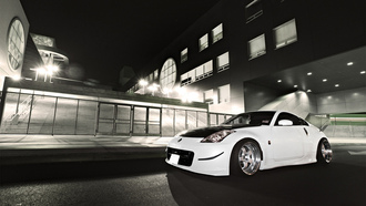 �����, auto, z350, nissan, cars, ����, ������, tuning