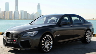 ������, tuning, houses, ����, sea, ����, mansory, 1920x1200, bmw 7 series, car
