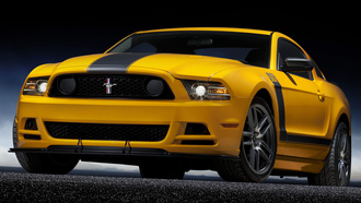mustang, ������, ����, �������, boss, �������, 302, ������, ����, ����, ������ ���, muscle car, ford